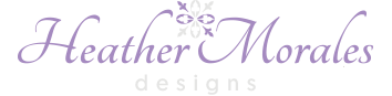 Heather Morales Designs Logo